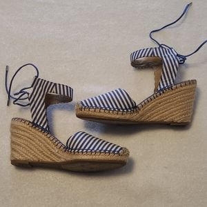 Franco Sarto shoes Mariska espadrille NWOT